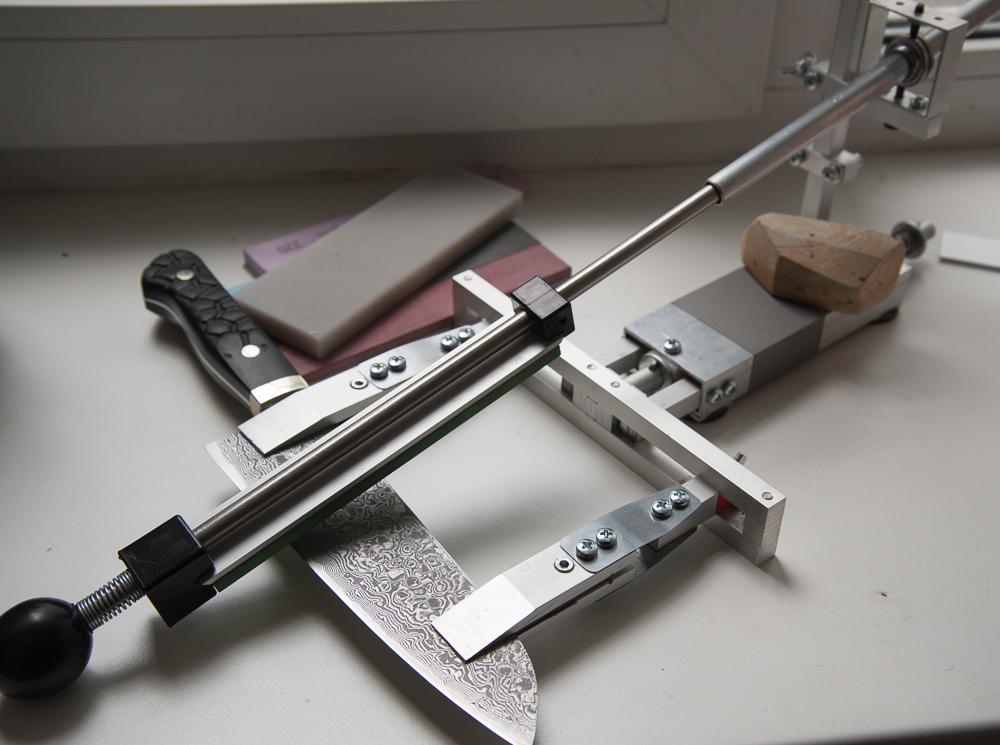 Точилка для ножей своими руками от ефима чертежи