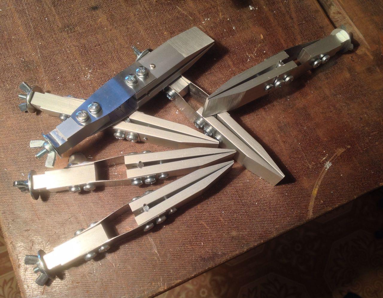 Точилка для ножей от ефима своими руками чертежи
