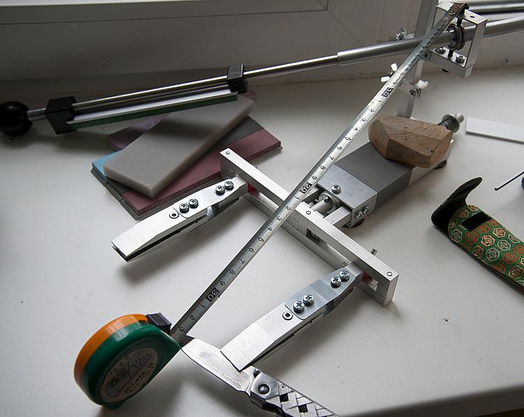 Поворотный механизм для точилки ножей своими руками чертежи