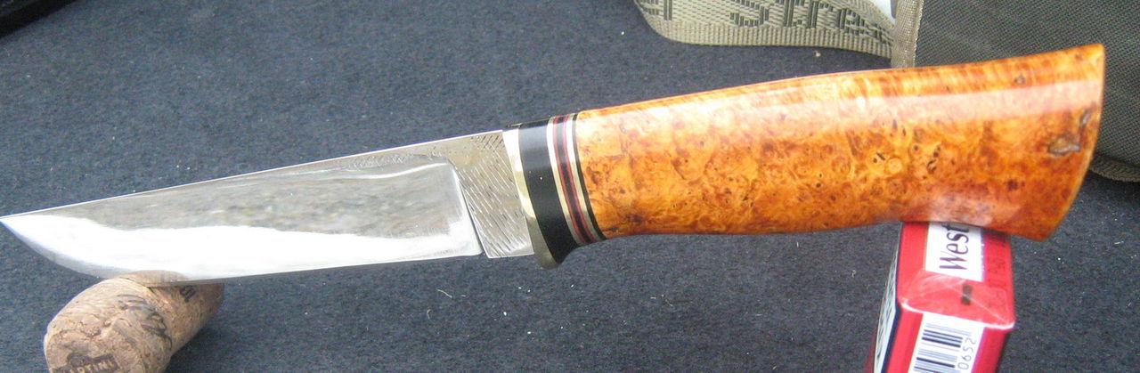 Как сделать нож из резины