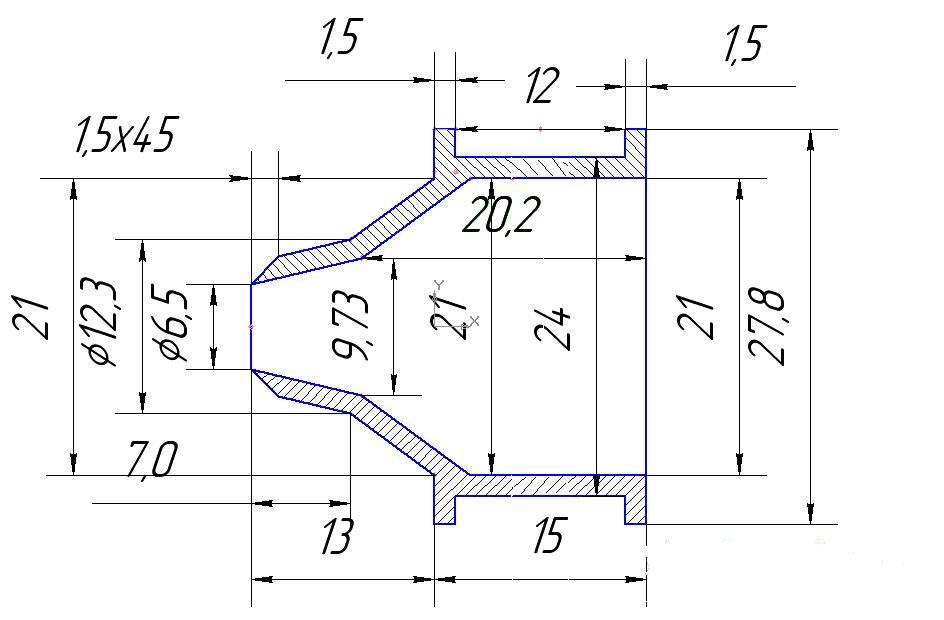 затвор блазер р-93 устройство