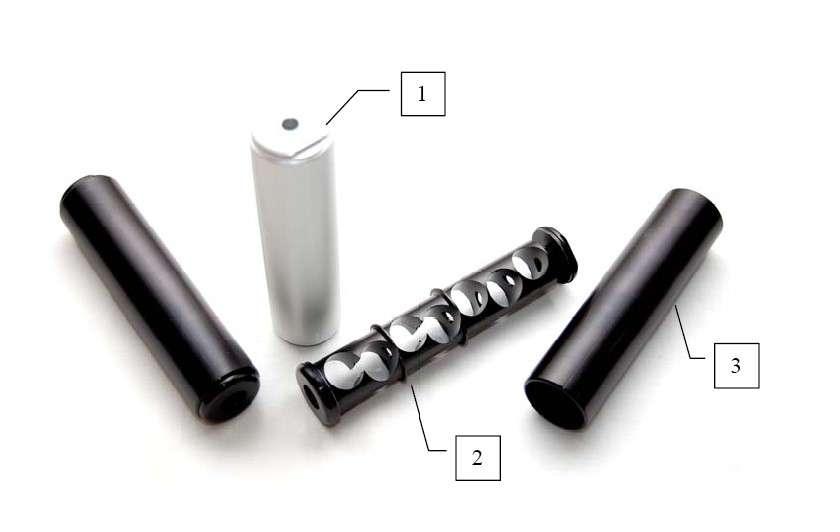 Как сделать каркГлушитель карабин своими руками