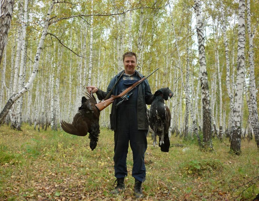 Весення охота. на кого открыта охота
