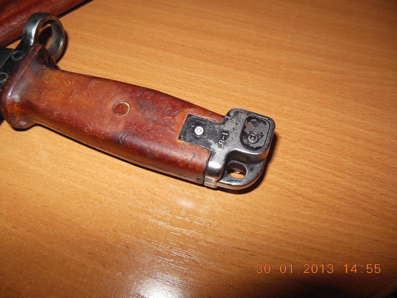 Фото штык ножей от акм 4