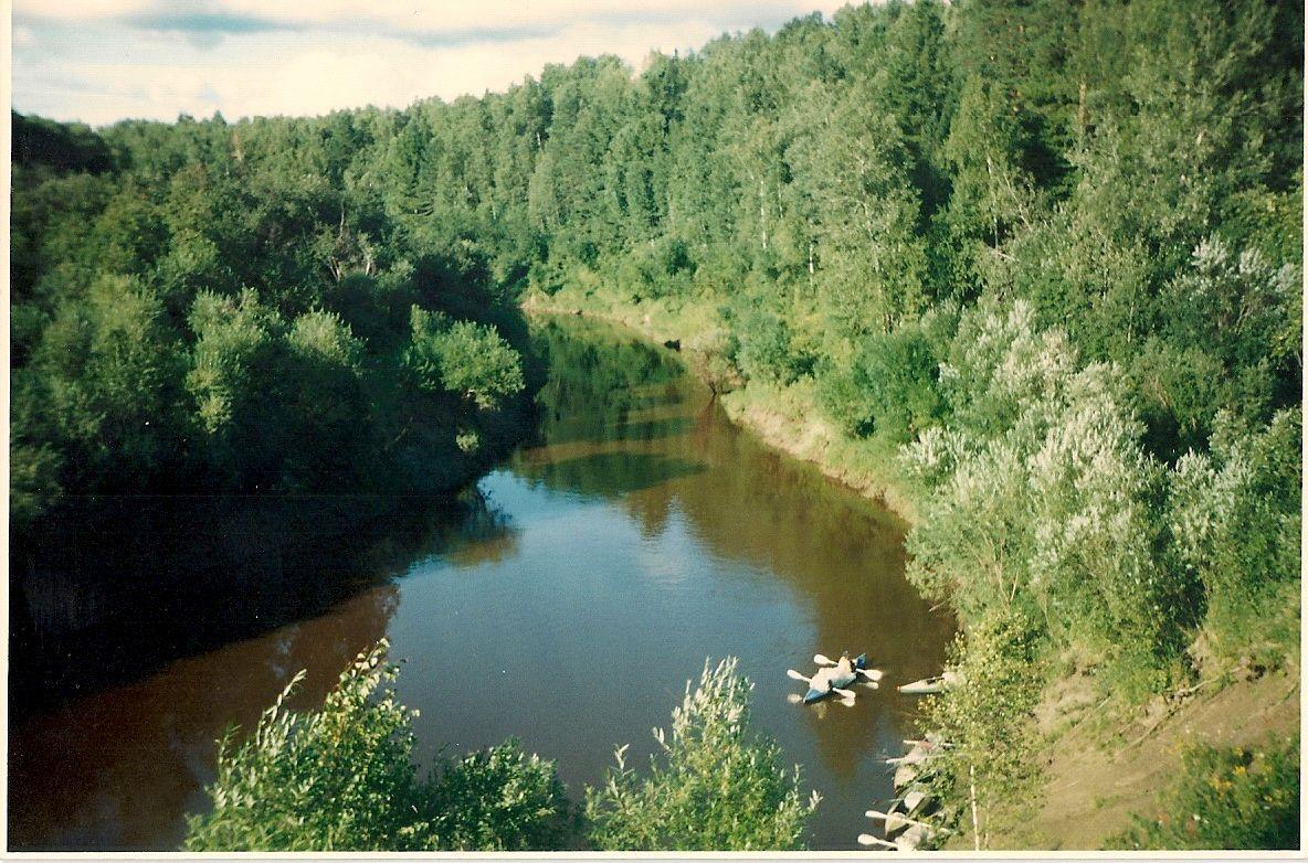 река туй омская область рыбалка
