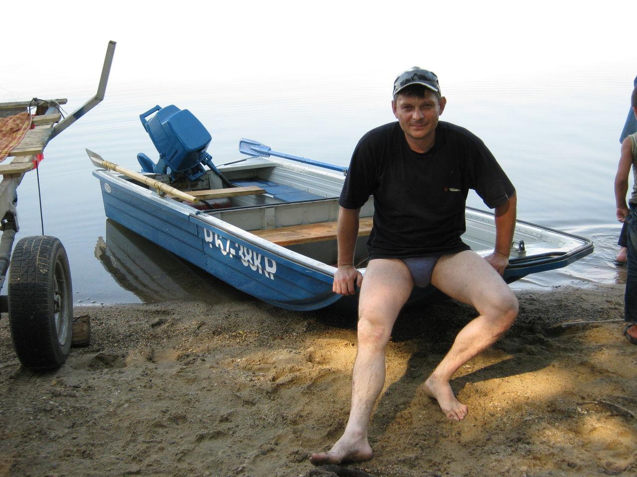 моторная лодка кейс