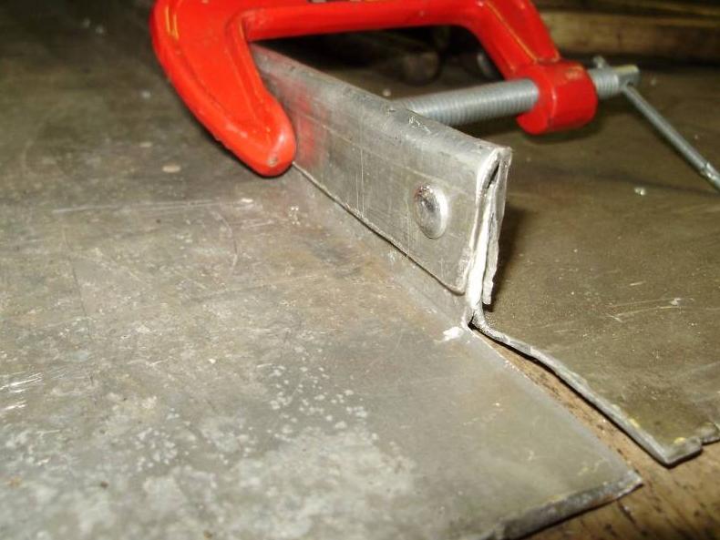 заклепки алюминиевые ремонт лодки
