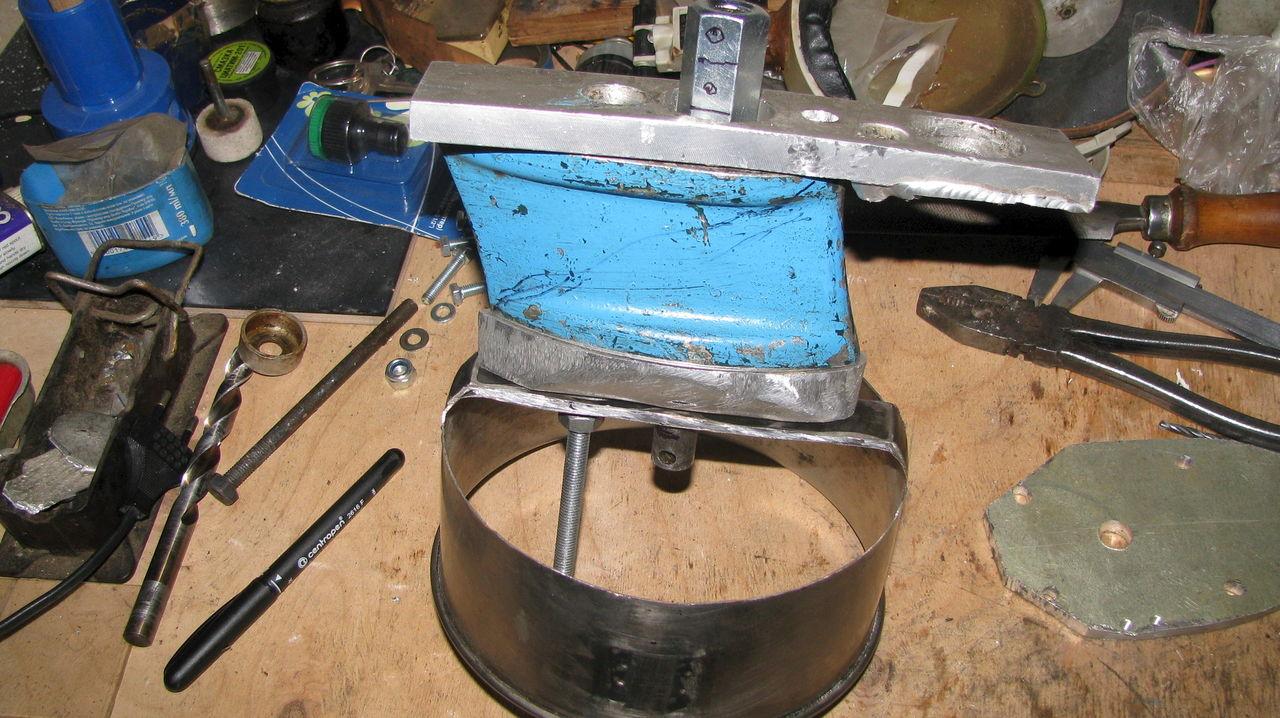 лодочный мотор ветерок водомет