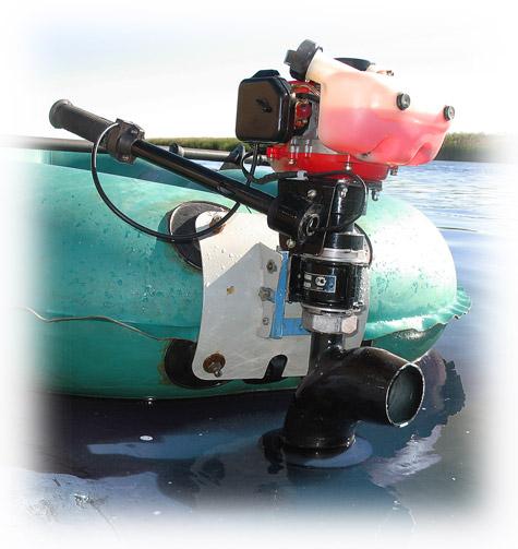 подвесной мотор какой лучше водометный или
