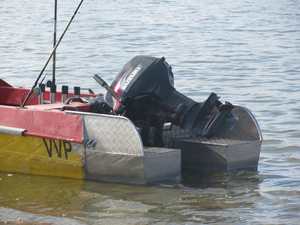 гидротоннель на лодку крым