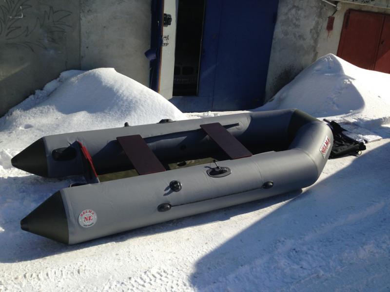 лодки пвх нельма 290