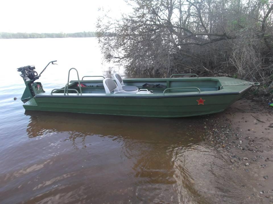 лодки деда мазая рязань