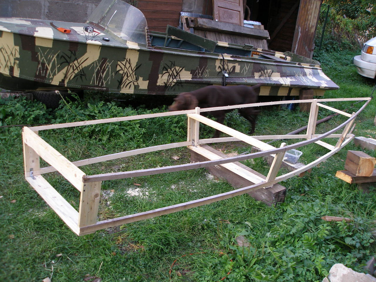 Изготовление деревянных лодок плоскодонок - как построить плоскодонку. лодка своими руками