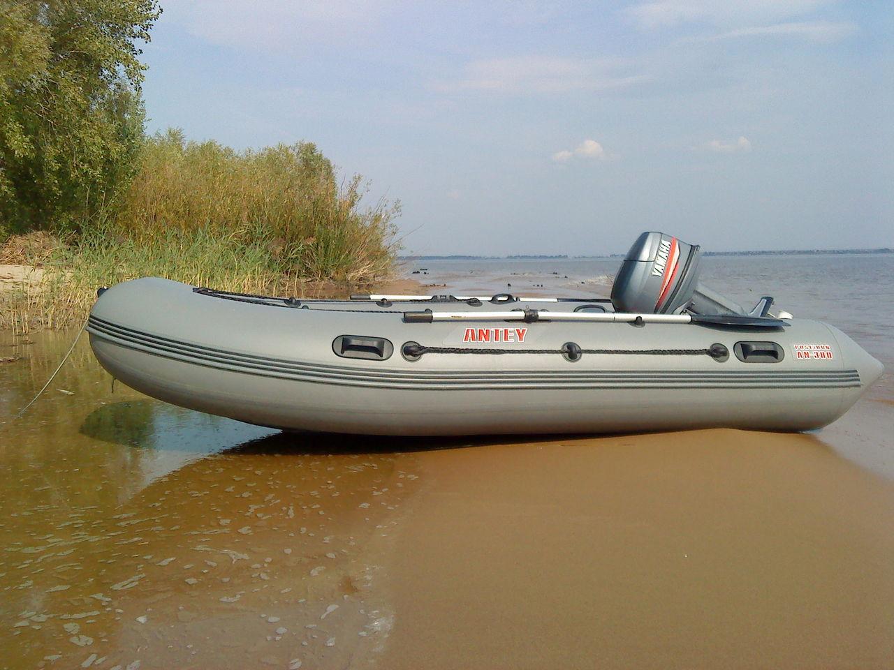 лодки пвх антей под мотор