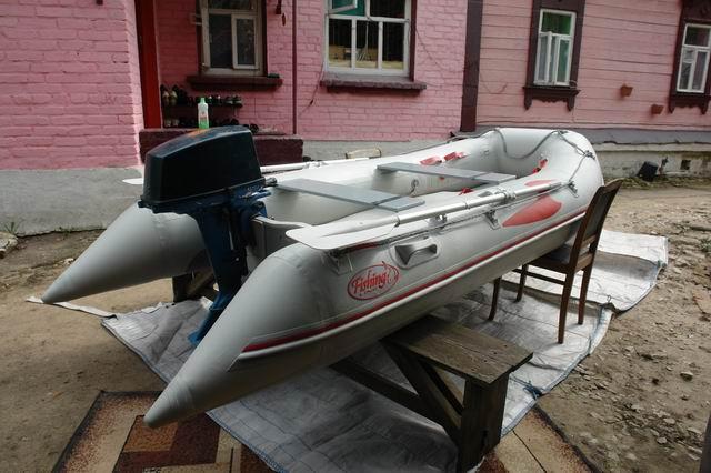 лодка пвх для ветерок 12