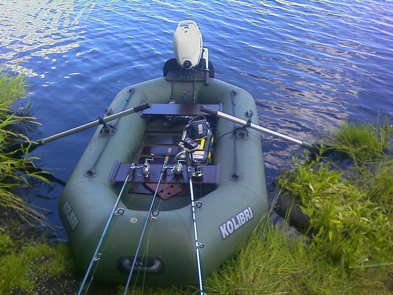 моторы для лодки с навесным транцем