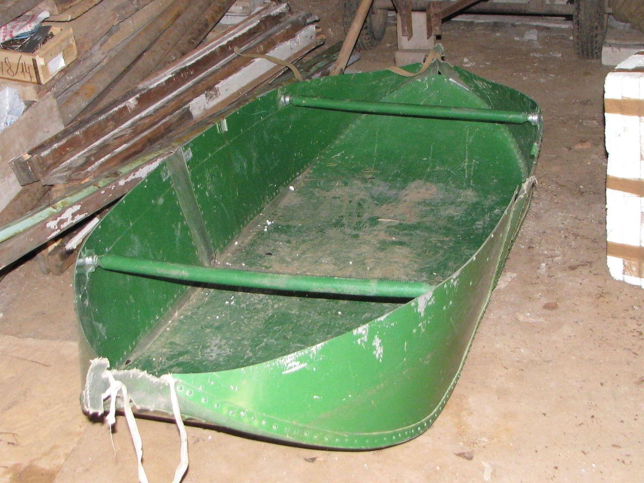 Небольшие складные лодки