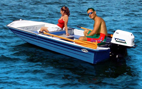 обустройство лодки