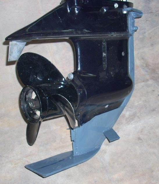 защита винта лодочного мотора самодельная