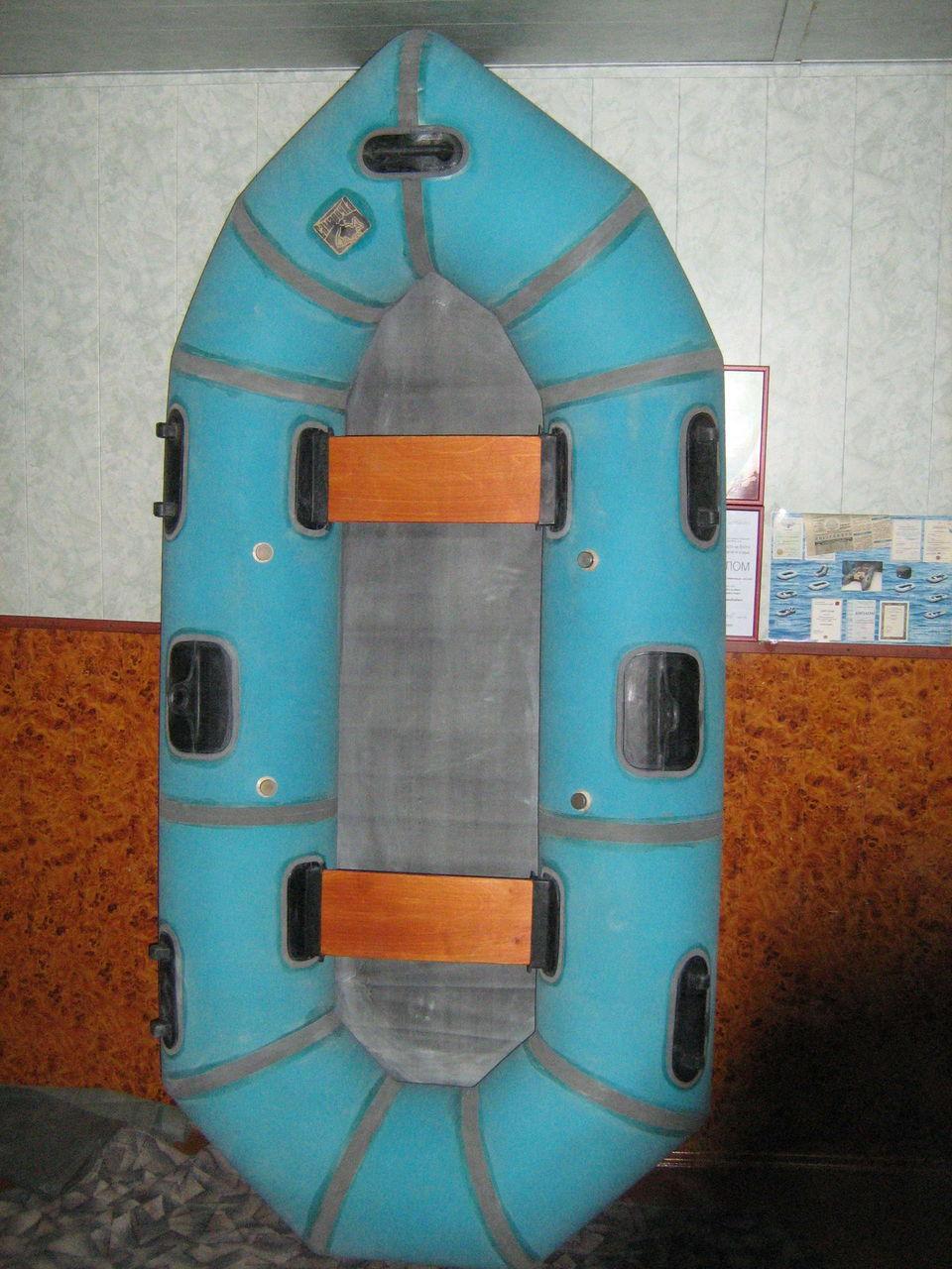 лодка пвх самарочка