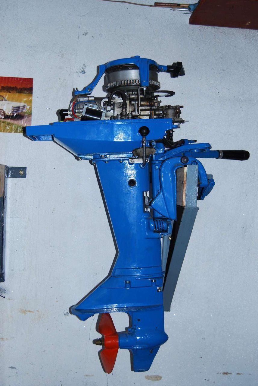 лодочные моторы кама.устройство
