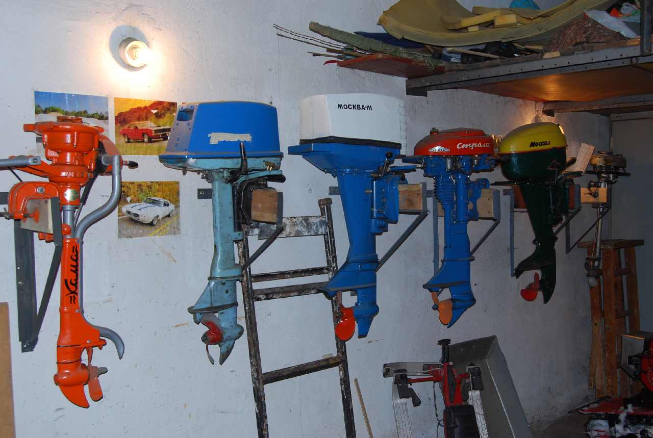 Лодочный мотор москва ремонт своими руками фото 570