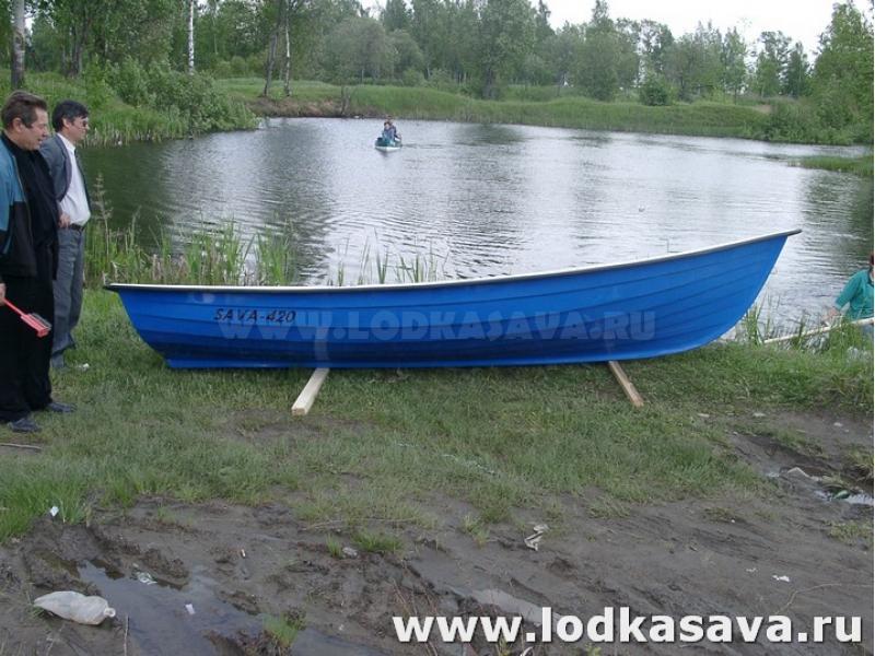 пластиковые гребные лодки сава