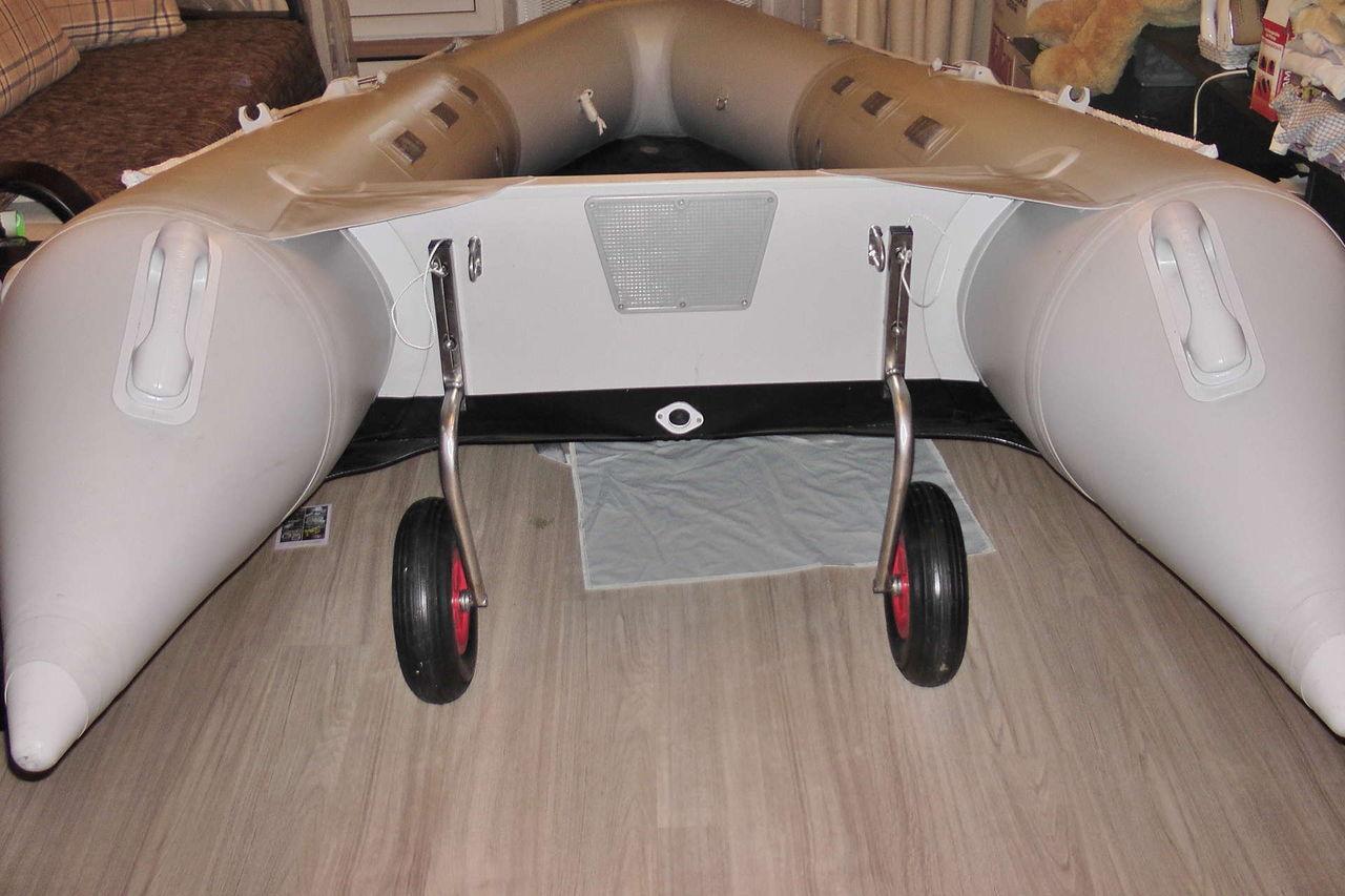 колеса для лодки в екатеринбурге