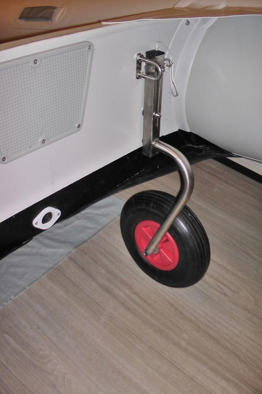 колеса на лодку пвх руб