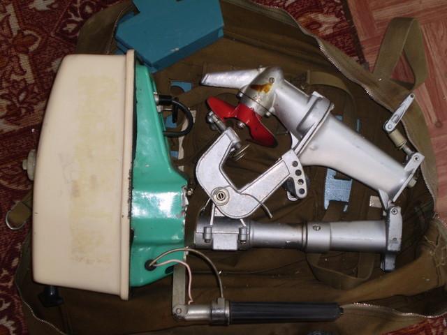 нога для лодочных моторов салют