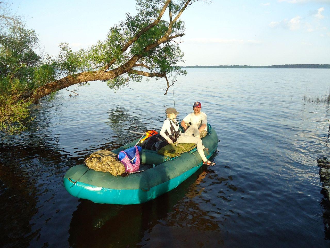 купить экспедиционная лодка ушкуй