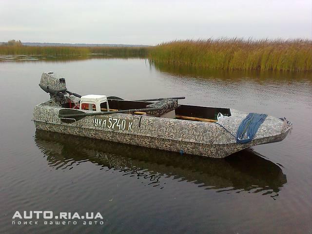 оборудование лодки для охоты
