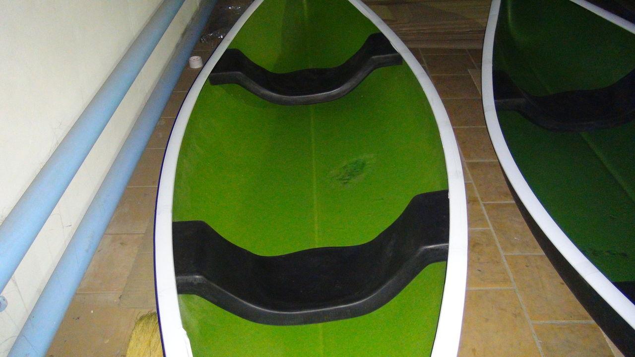 лодка пластиковая технология производства