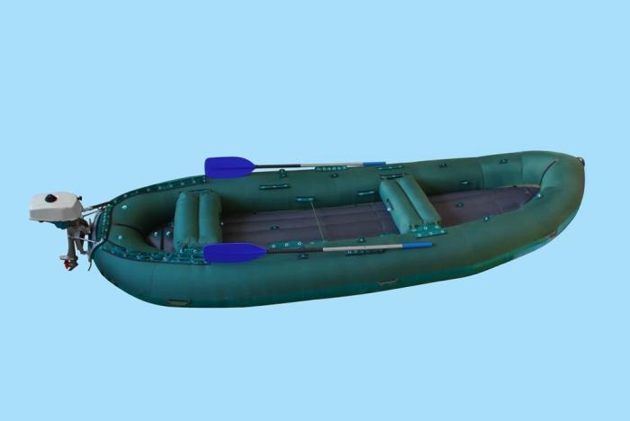 двухслойные пластиковые лодки