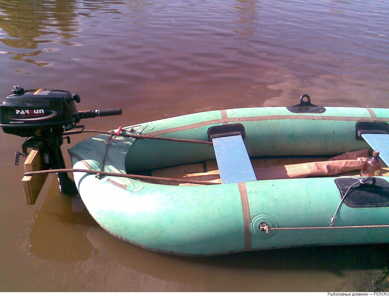 Как сделать мотор на резиновую лодку своими руками 61