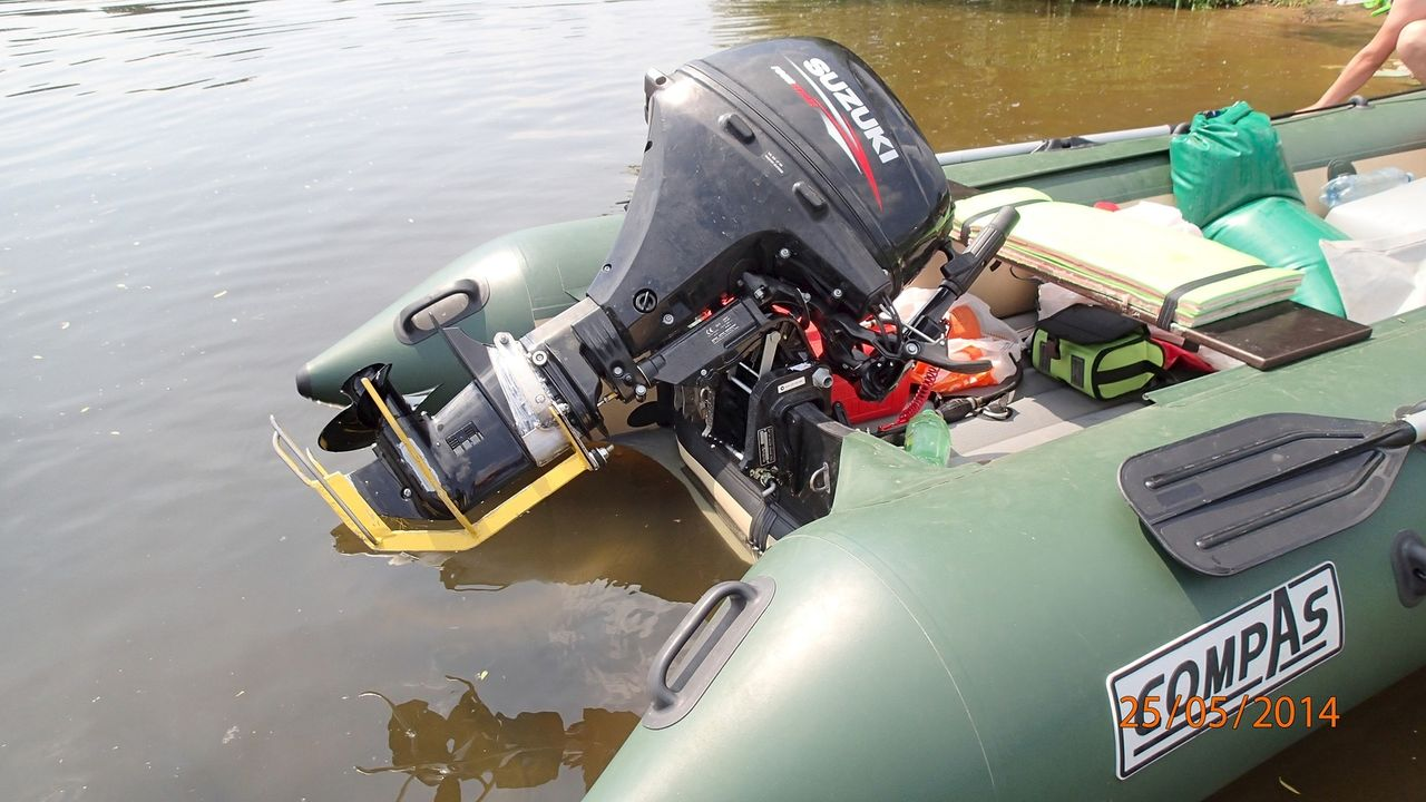 как снять ограничитель скорости на лодочном моторе