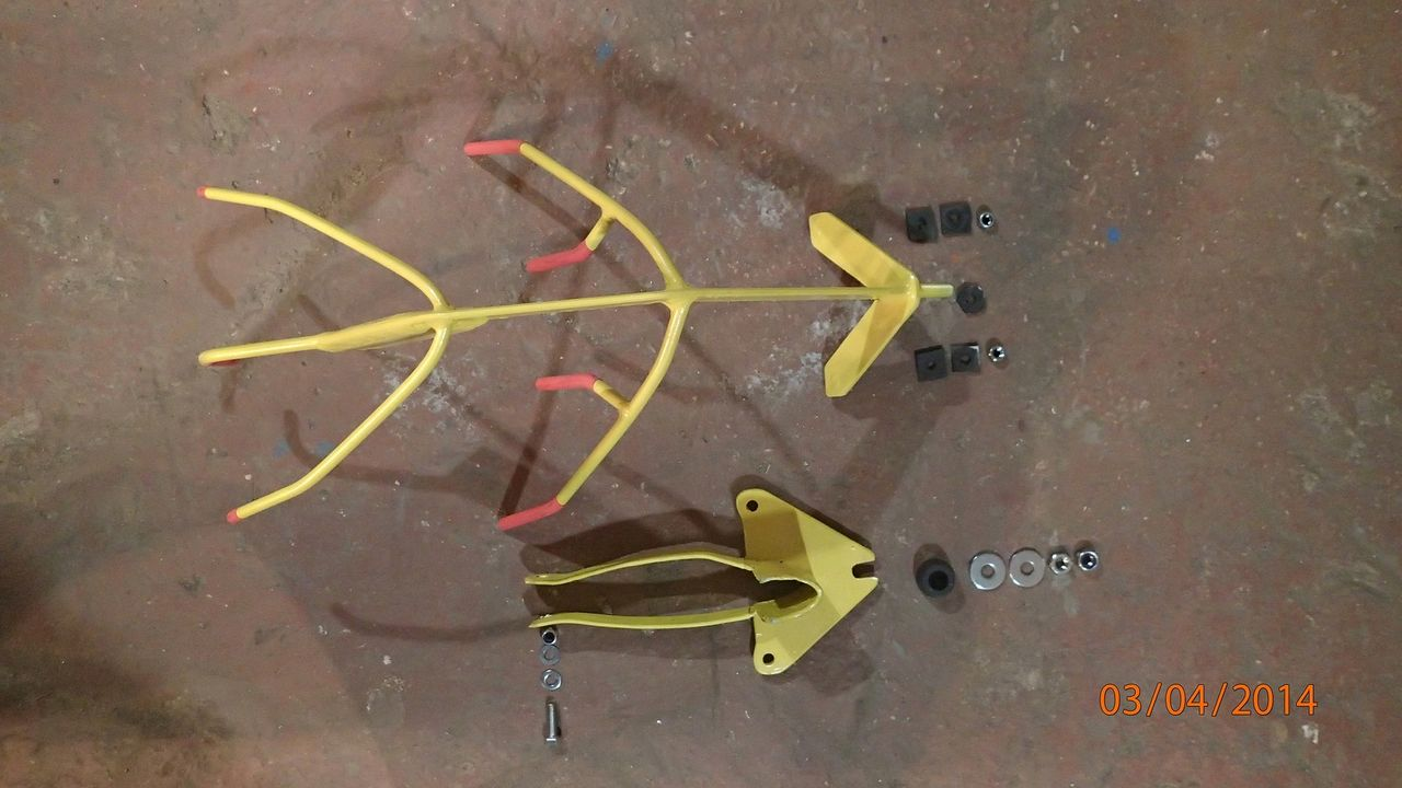 приспособления для защиты винта на лодочных моторах