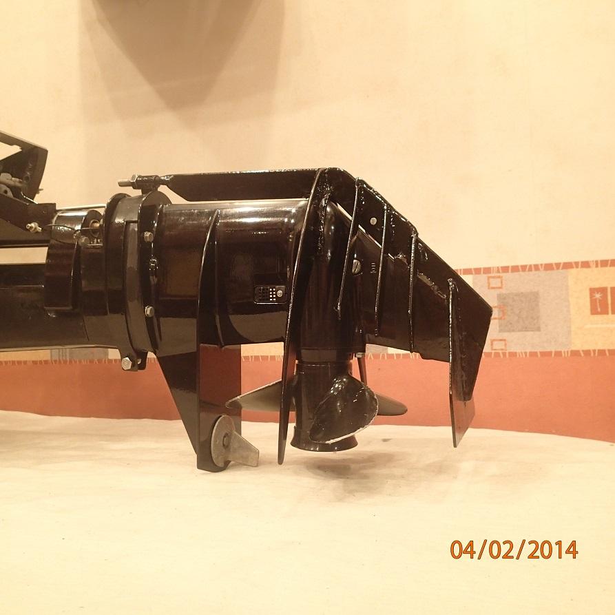 защита винта на лодочный мотор екатеринбург