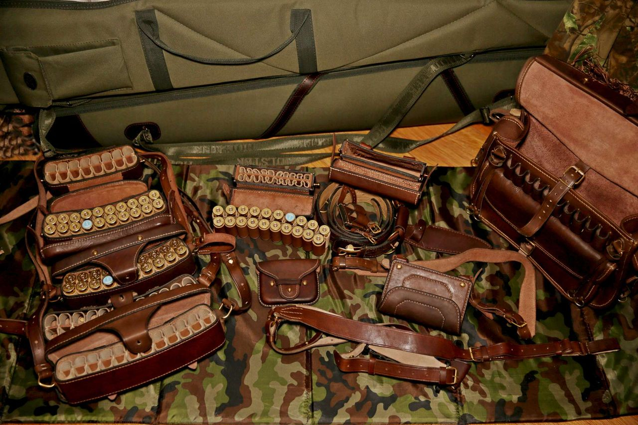 Охотничьи снаряжение своими руками 199