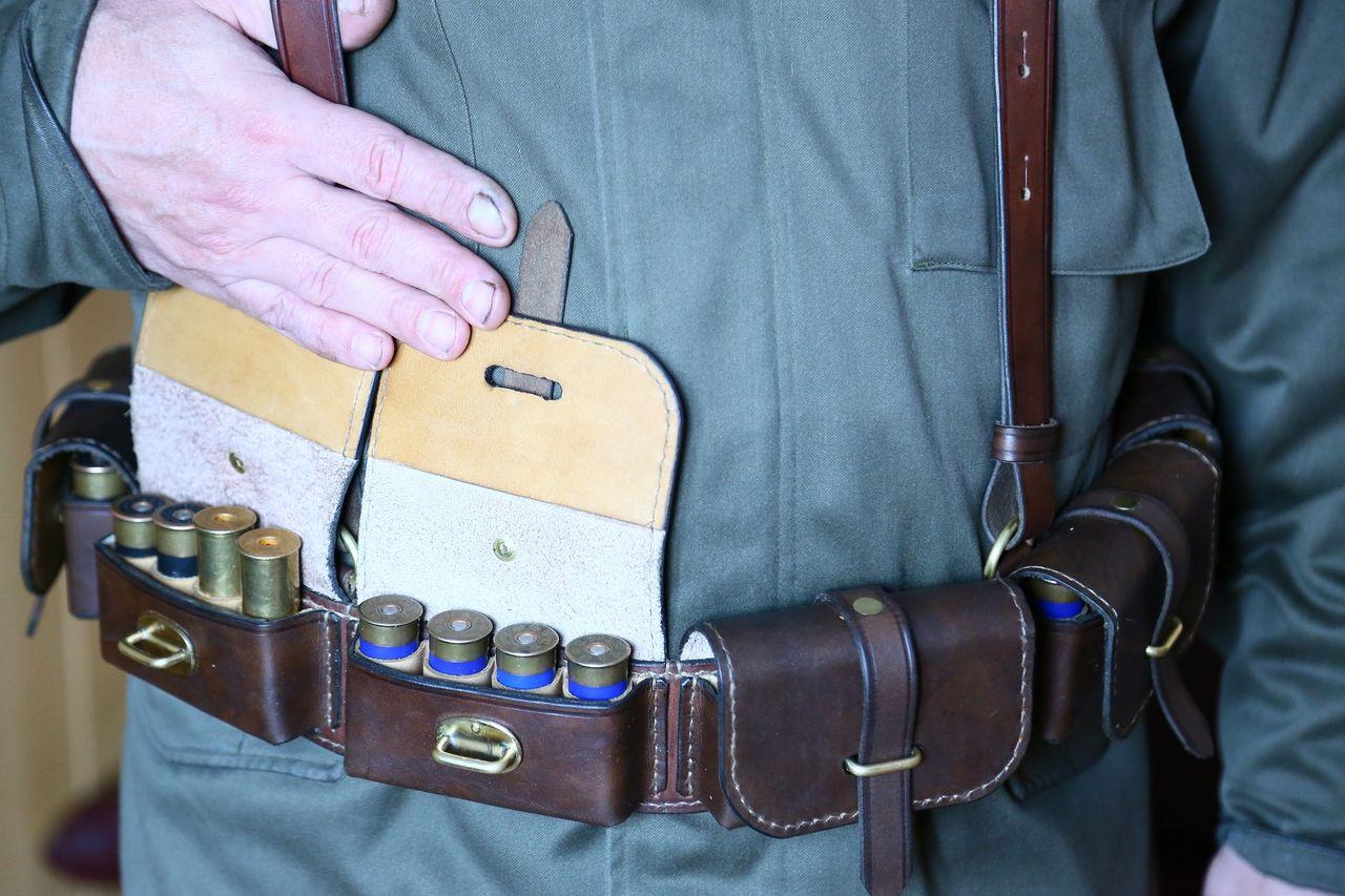 Охотничьи снаряжение своими руками 808