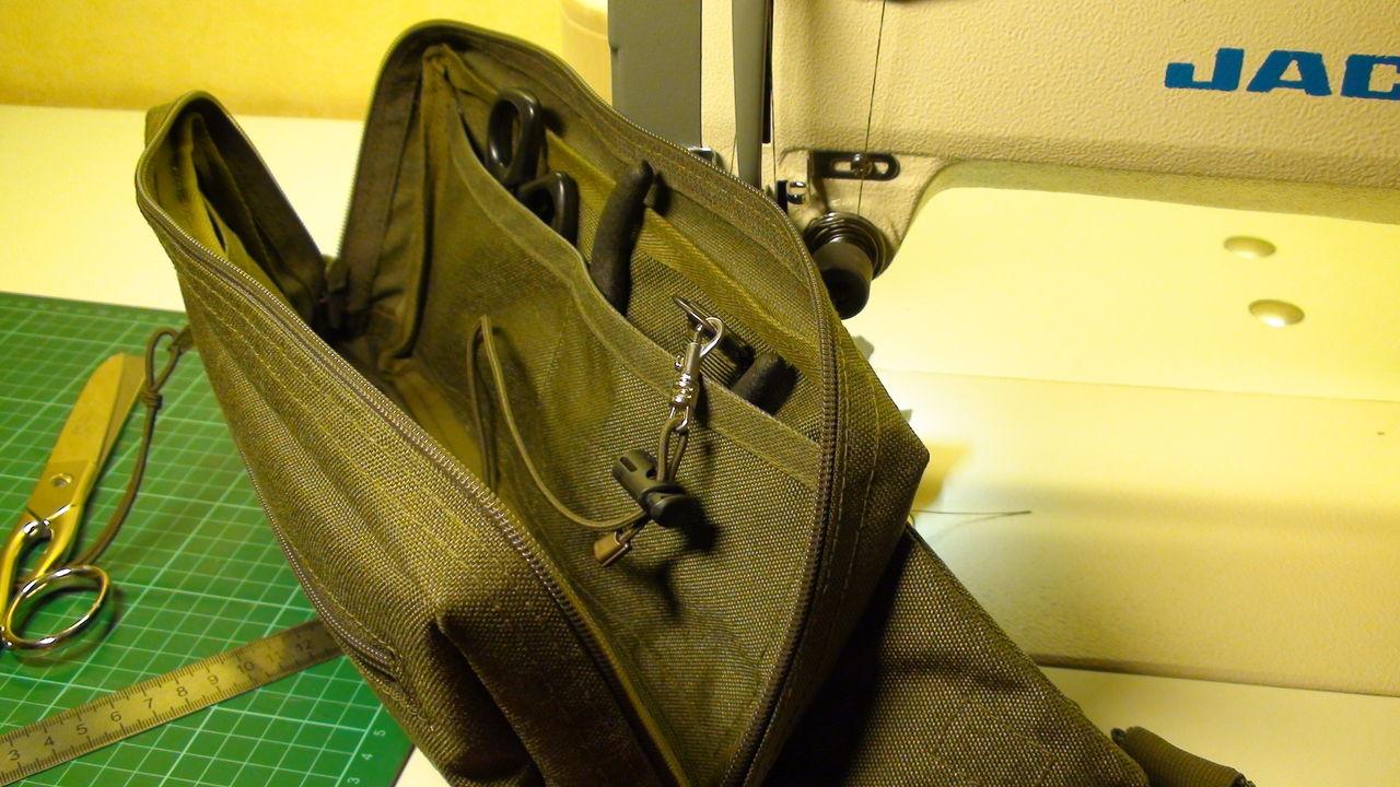 Как сделать своими руками поясную сумку 90