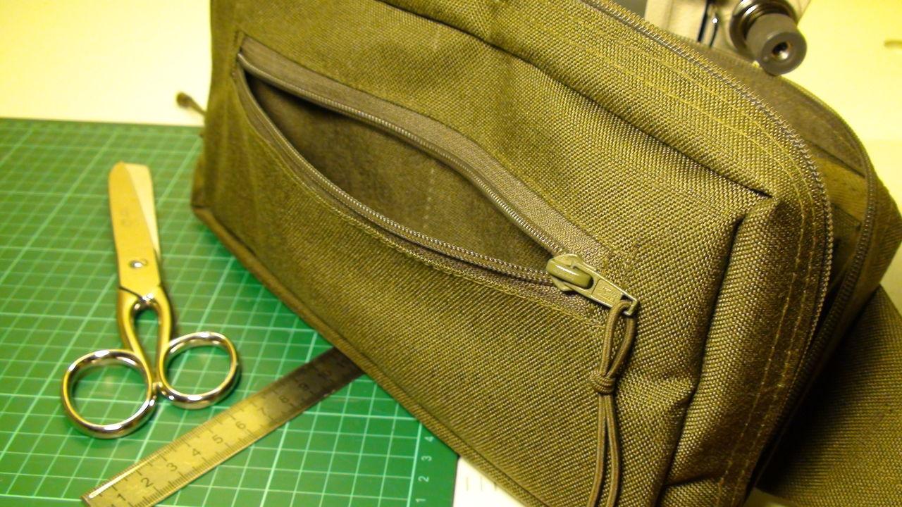 Как сделать своими руками поясную сумку 20