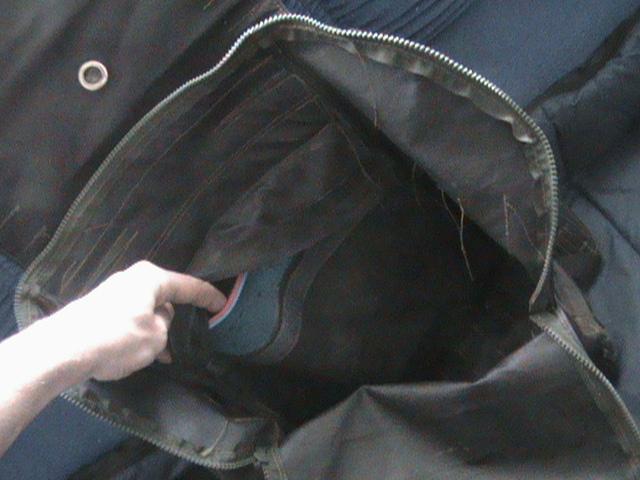 Рюкзак выкройка.