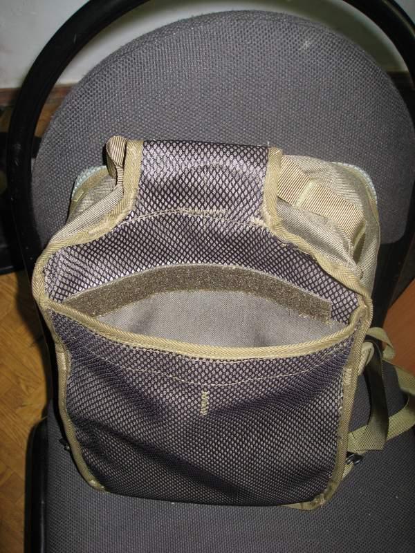Однолямочный рюкзак или Go Bag - Тактический самоделкин