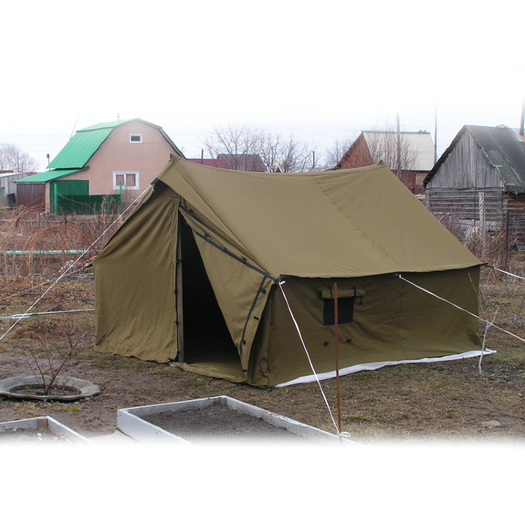 палатки для рыбалки из брезента