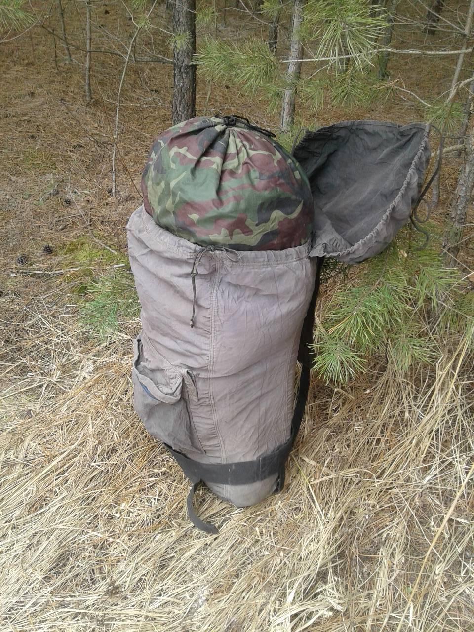 Сшить рюкзак на рыбалку 879