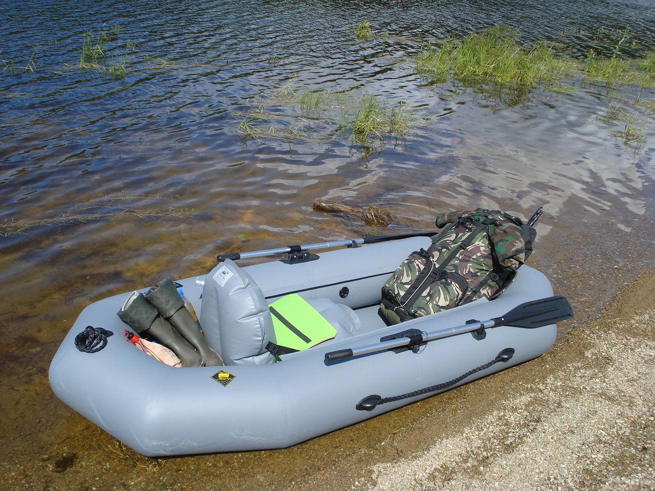 лодки пвх для рафтинга