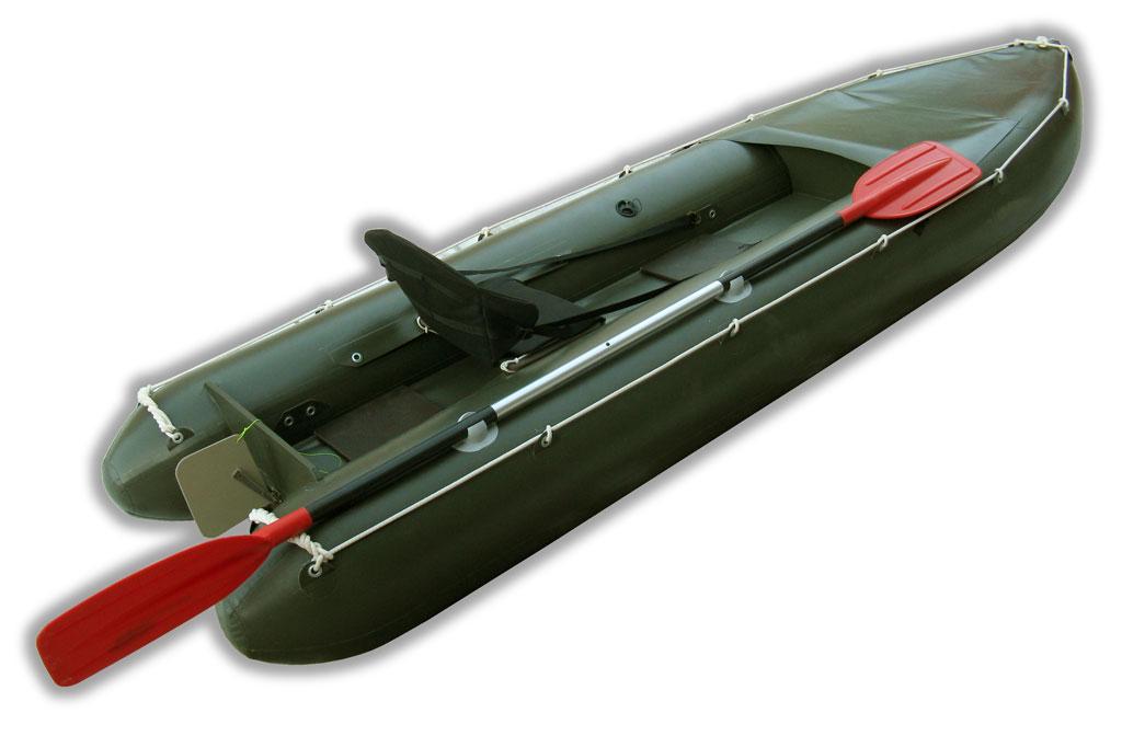 какую лодку для охоты на утку