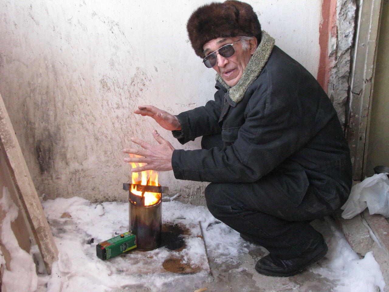 Газовый дожигатель своими руками