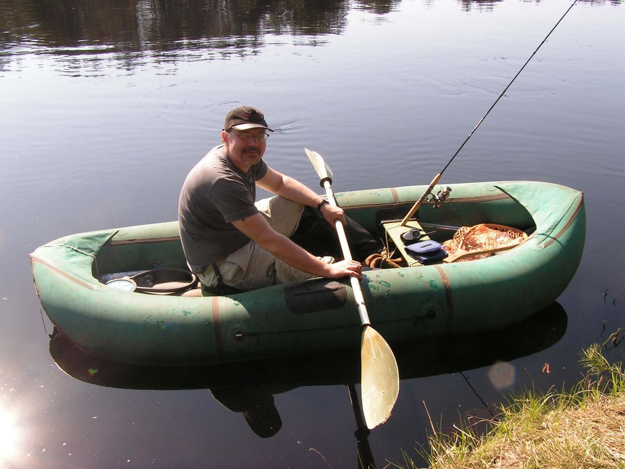 ремонт лодок интекс своими руками